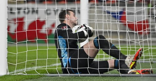 Wales fans reaction to Leicester's Danny Ward after mistake