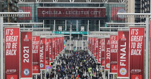Leicester City fan broke banning order on FA Cup Final day