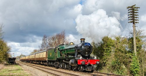 Fish and chip trains return to Great Central Railway