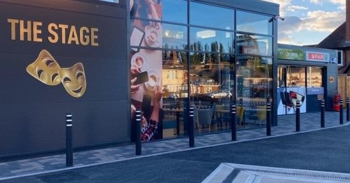 'Revolutionary' service station and cafe open in town