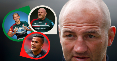 We pick our Leicester Tigers 23-man squad to face Exeter Chiefs