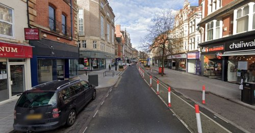 Man hospitalised with serious injures after Granby Street assault