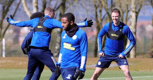Things noticed in Leicester training ahead of FA Cup semi-final