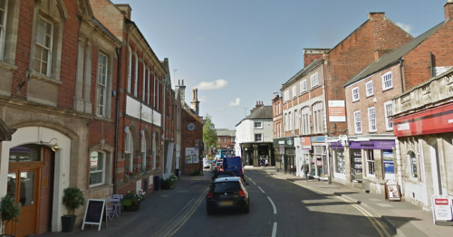 Parking to be suspended on town centre road for drain work