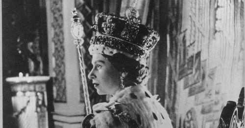 Pics from 1953 show county celebrating The Queen's coronation