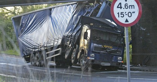 Hope new lorry park will help fix 'Britain's most-bashed bridge'