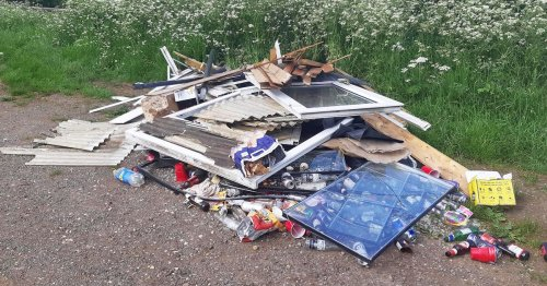 Council using hidden cameras in war against fly-tippers