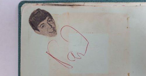 Autograph hunter remembers meeting Swinging Sixties stars