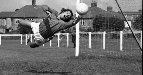 Pictures from the career of footballing legend Peter Shilton