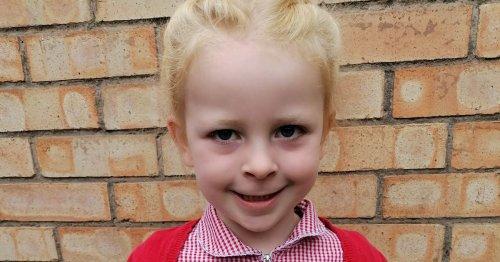 Little girl walks 100 miles for heart-breaking cause