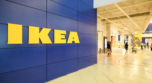 IKEA : une étagère à chaussures pour petit espace à prix mini
