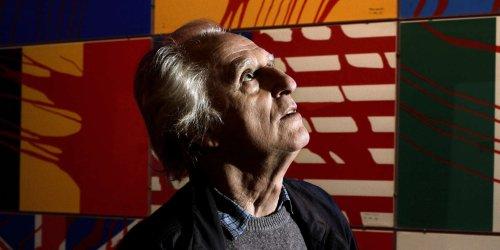 Mort du peintre Gérard Fromanger, le rouge en deuil