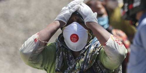Covid-19 en Inde : l'aide internationale arrive