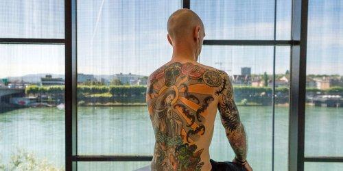 Une peau à 150 000 euros, l'histoire vraie d'un pacte faustien entre un artiste et son cobaye