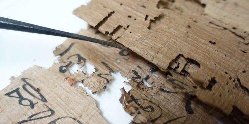 Les surprises de trois papyrus égyptiens