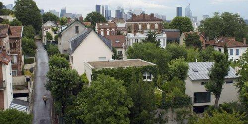 Immobilier : Suresnes, la maison à un million d'euros et le « bout de jardin »