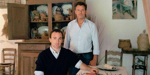 Anthony Watson et Benoît Rauzy, les magiciens d'osier