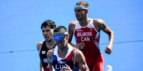 JO de Tokyo 2021 : « Ça ne devrait pas arriver aux Jeux », les espoirs envolés du triathlète Vincent Luis