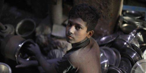 Le travail des enfants en recrudescence pour la première fois en vingt ans