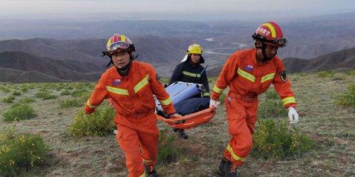 Chine : vingt et une personnes meurent dans des intempéries lors d'une course à pied