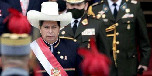 Au Pérou, le parti du nouveau président visé par une perquisition