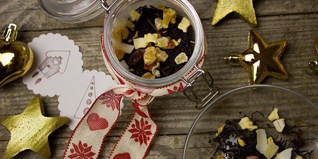 Recettes de tisanes et thés de Noël avec du citron