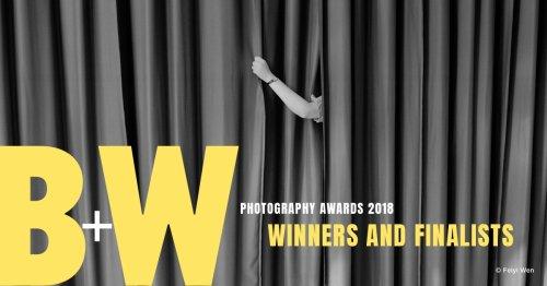 WINNERS—Black & White Photography Awards 2018