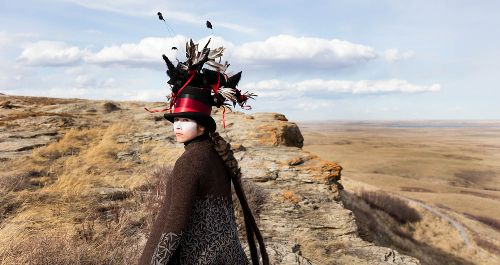 As Immense as the Sky - Photographs by Meryl McMaster | Interview by Clare Samuel | LensCulture