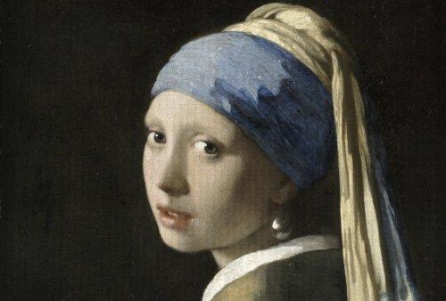La jeune fille à la perle désormais disponible en 10 millions de pixels | Lense