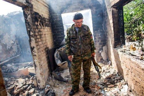 Африканская война Украины