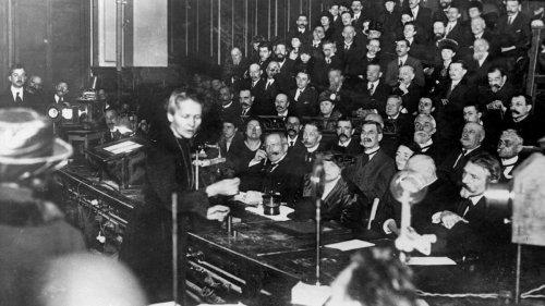 Marie Curie, un destin atomique : la vie sans Pierre