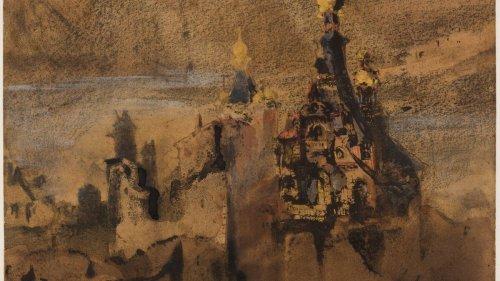 Exposition à Paris : quand Victor Hugo était... dessinateur