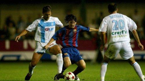 «Personne ne s'est dit qu'on venait de rencontrer le Dieu du foot» : il y a 17 ans, Lionel Messi défiait déjà l'OM