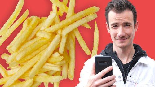 VIDÉO. Comment reconnaître les frites surgelées au restaurant ?