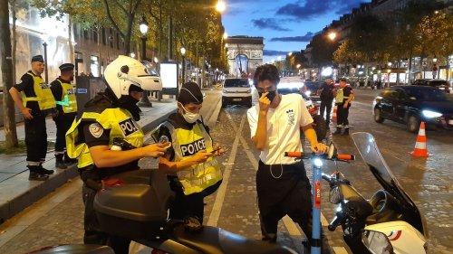 «Je n'étais pas au courant de cet arrêté» : à Paris, les trottinettes dans le collimateur de la police