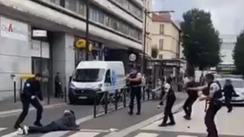Val-de-Marne : des policiers attaqués au couteau à Ivry-sur-Seine