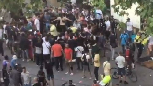 A Lyon, stupeur et colère après un combat de rue : «On se demande quand est-ce que ça va s'arrêter»