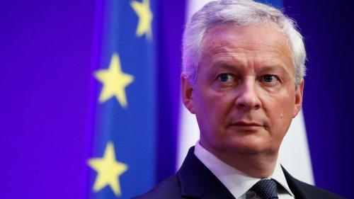 Électricité : Bruno Le Maire part en guerre contre le marché européen de l'énergie