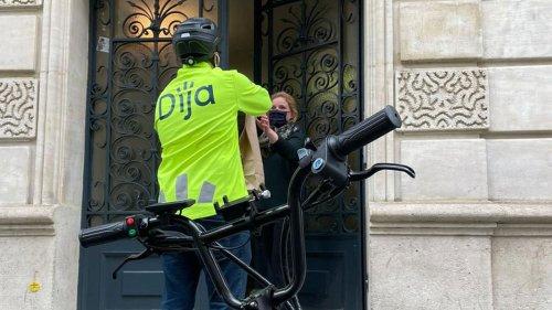 La bataille des « dark stores » s'intensifie avec l'arrivée de Dija à Paris
