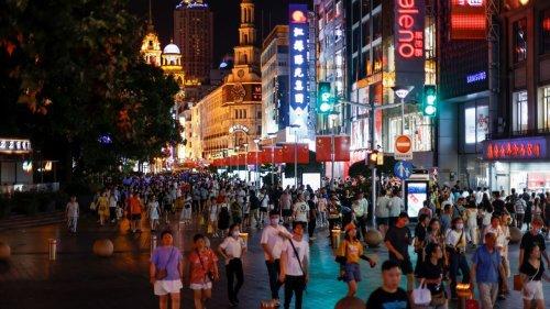 Après un fort rebond, la croissance chinoise marque le pas