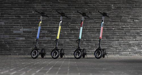 La start-up Dott se rêve en leader européen des mobilités partagées