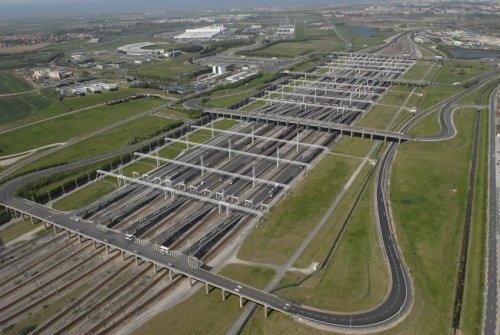 Getlink: le trafic passagers a baissé de 28% sur un an en juin