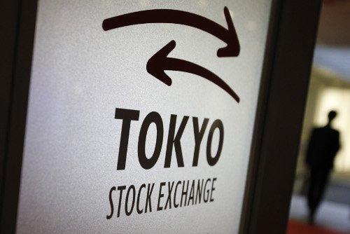 À Tokyo, le Nikkei finit en baisse de 0,5%