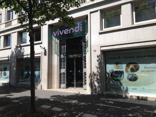 Le bénéfice semestriel de Vivendi bondit grâce à Universal et à Canal+