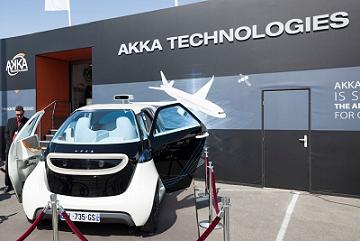 Akka Technologies, racheté par Adecco, s'envole de 86% en Bourse