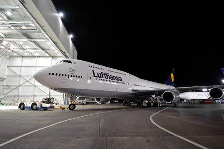 Airbus reçoit une commande de cinq A350 de la part de Lufthansa