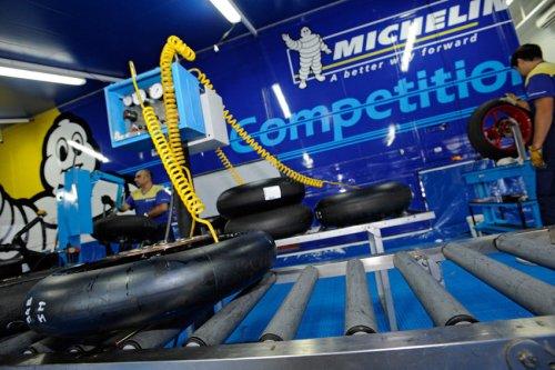 Les ventes de Michelin dépassent les attentes au T3