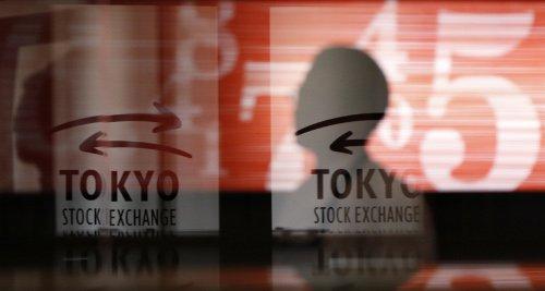 À Tokyo, le Nikkei finit en baisse de 0,96%