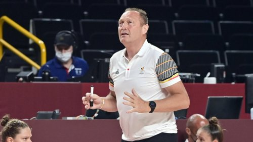 Belgian Cats: Philip Mestdagh quitte son poste d'entraîneur «d'un commun accord»