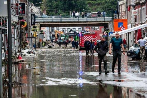 Inondations: vers une commission d'enquête en Wallonie, spéciale au fédéral